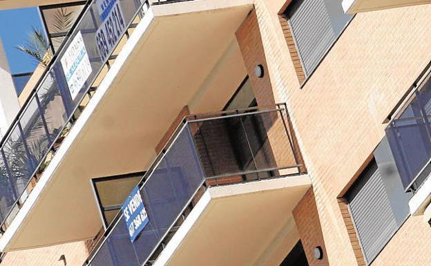 La venta de viviendas se disparó en junio en la Región un 14,5%