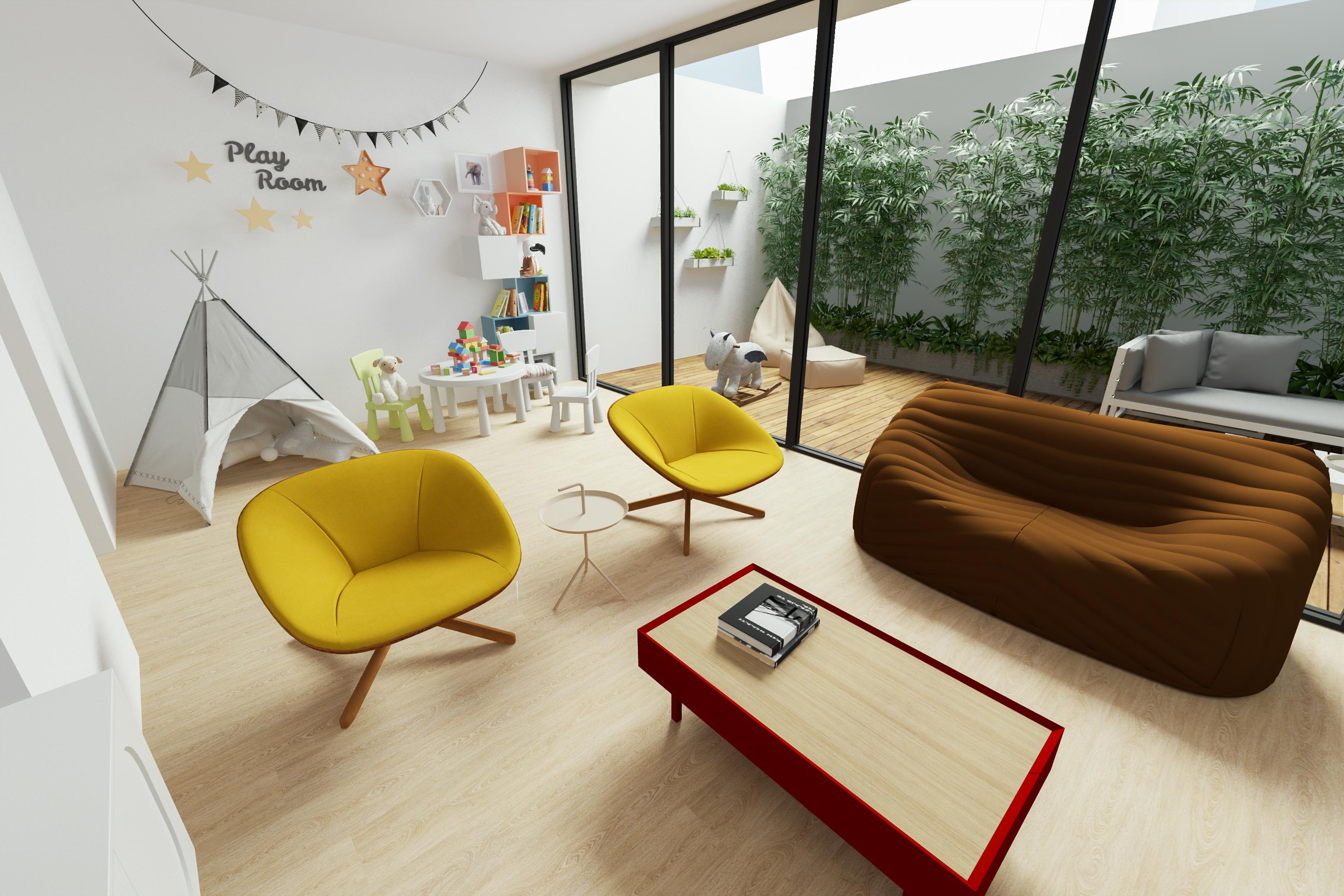 Dormitorio principal, Veta by Baraka