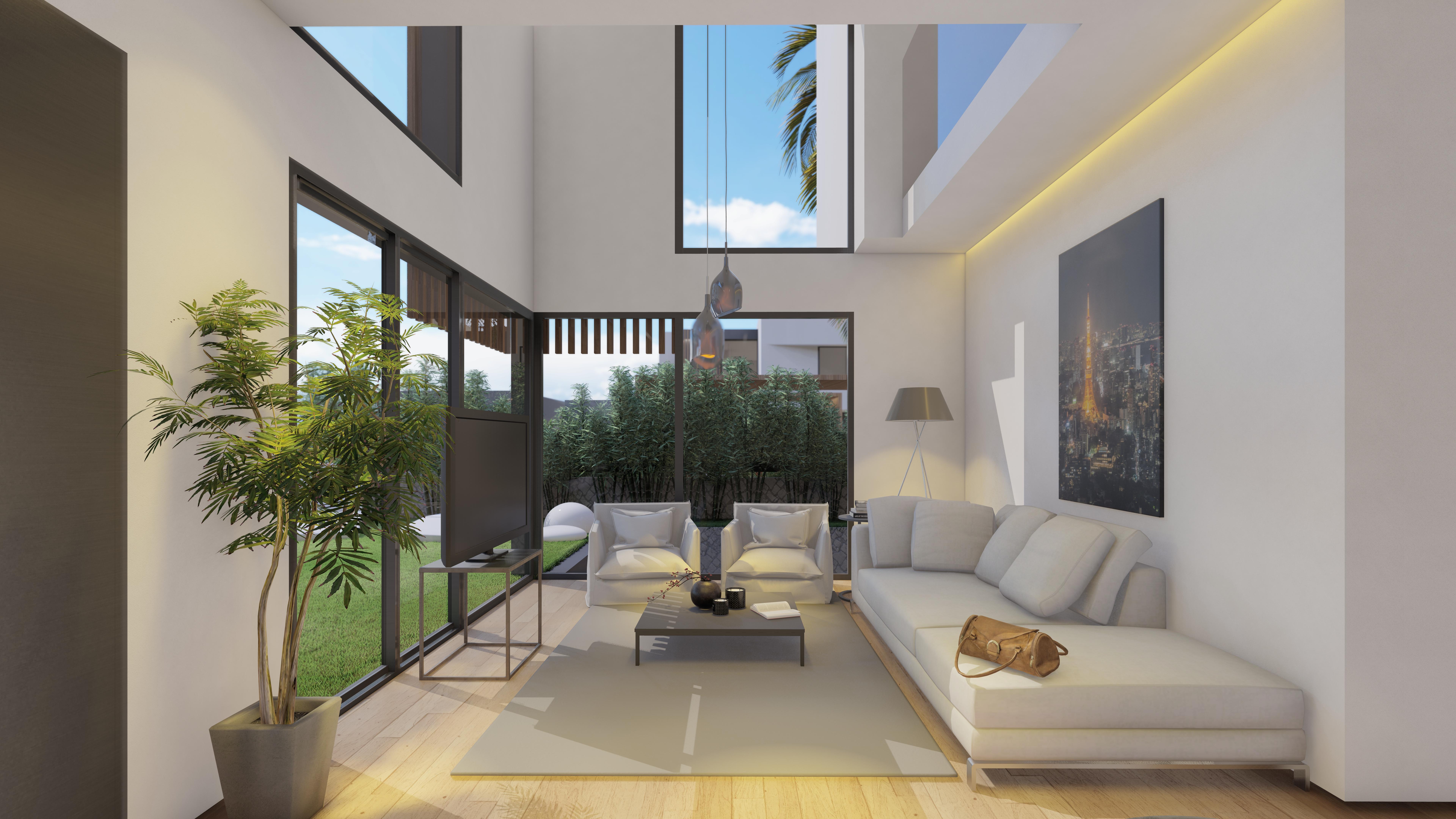 Residencial Cinque by Baraka, salón